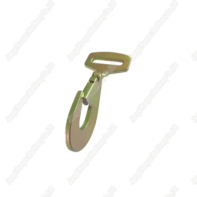 2 inch Twisted snap hook